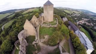 Burg Lichtenberg bei Thallichtenberg 2 (Luftaufnahme) | Kusel | Westpfalz