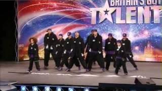 Diversity (Dance Act) - Britains Got Talent 2009 HIGH QUALITY
