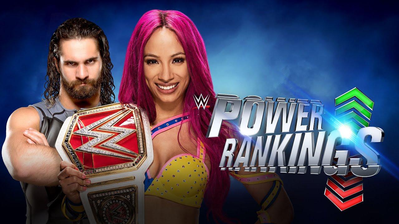 Is Sasha The Boss Of Wwe Power Rankings July 30 2016 Youtube