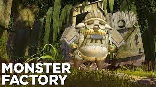 Monster Factory: Building an Even Better Shrek in Spore