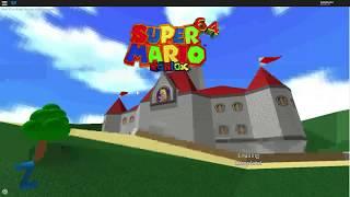 Super Mario 64 ROBLOX -YAHOO! - Gameplay ROBLOX