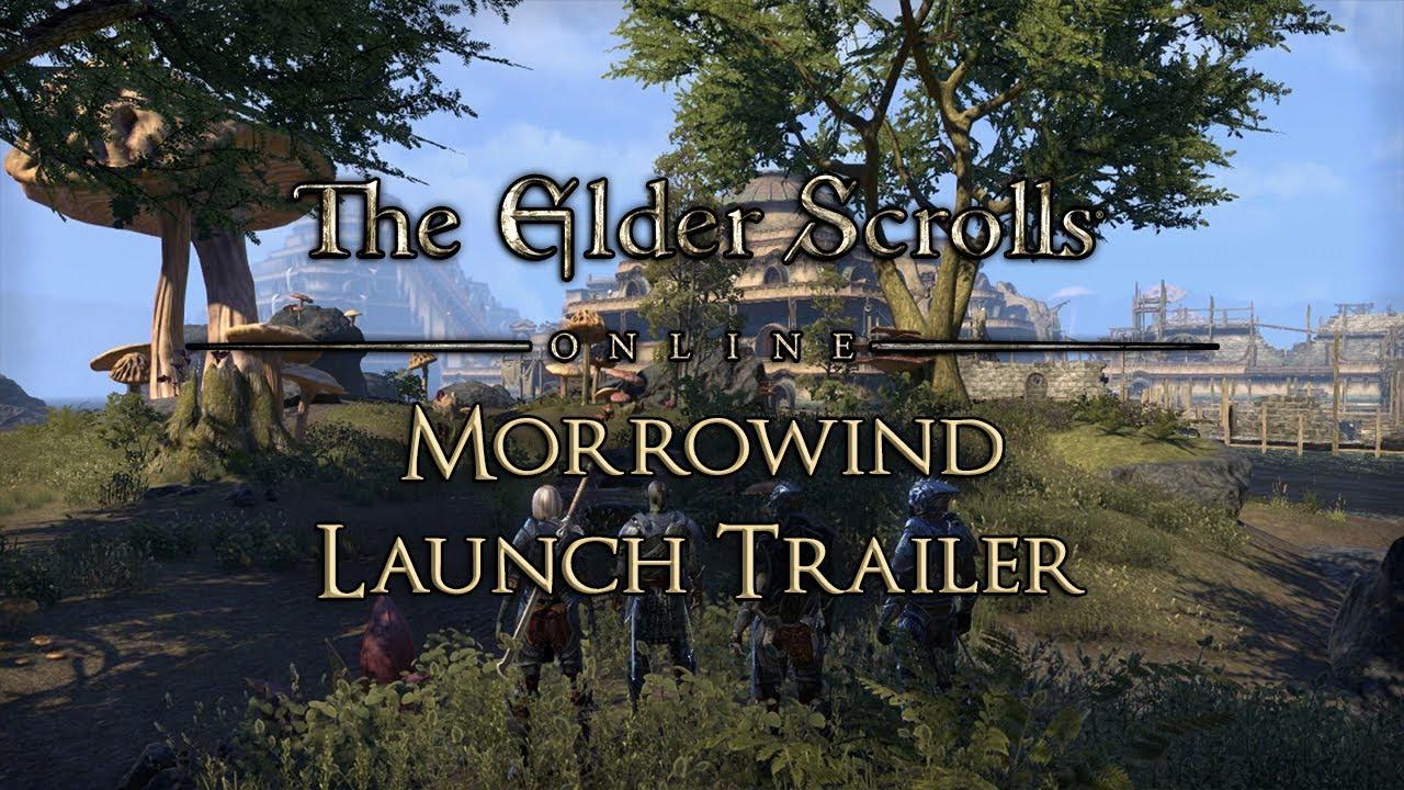 Elder Scrolls Online Morrowind: Releases Today - Pricing