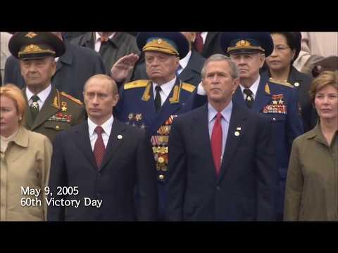 1945 - 2019 Soviet and Russian Anthem