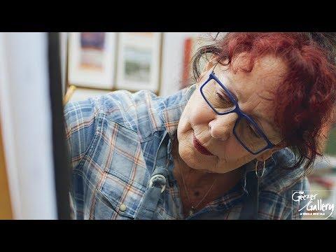 The Geezer Gallery Artist Spotlight Featuring Dianne Jean Erickson