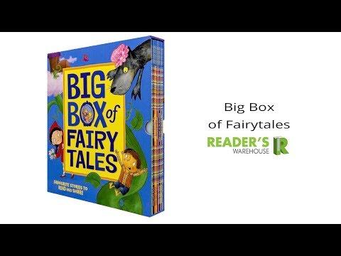 Big Box of Fairytales Slipcase - Little Tiger Press - Reader's Warehouse