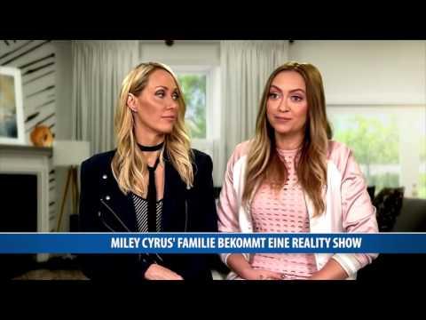 Miley Cyrus' Familie bekommt eigene Reality Show