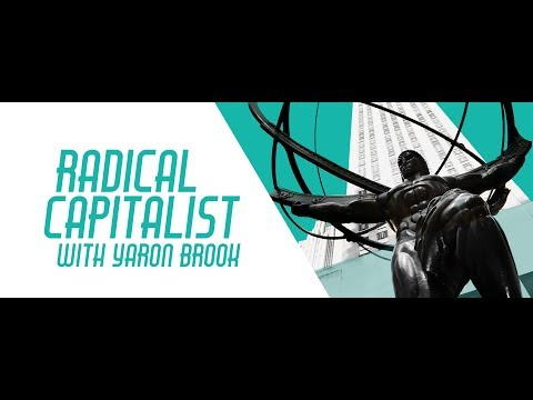 Radical Capitalist Episode 130: Jerusalem and the Palestinians; US economy...