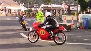2015 isle of man manx grand prix friday evening practice 28th august 2015