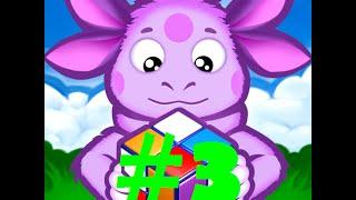 Прохождение игры «Лунтик  Развивающие задания для малышей» Часть 3