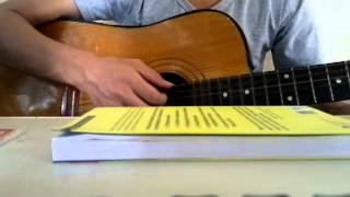 Thu Hà Nội - thu cuối1 (yanbi - mr.t) guitar