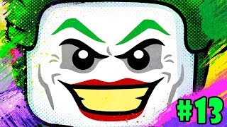 LEGO DC Super-Villains - Walkthrough - Part 13 - They Think It's Owl Over (PC HD) [1080p60FPS]
