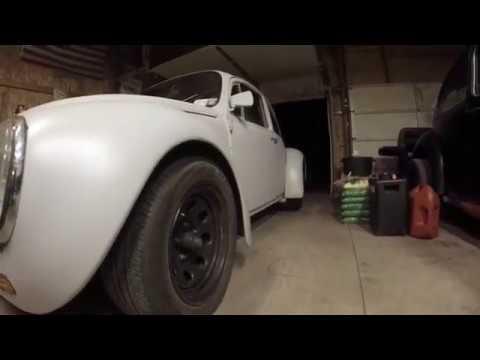 LS Swapped V8 Vw Super Beetle Reveal