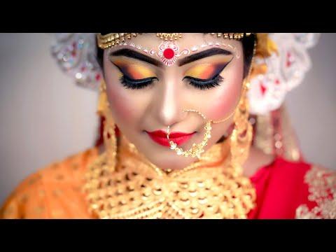 Bridal Makeover | Makeup course | Makeup Class | Bridal Makeover Workshop Day 1 | MUA Swapna Saha