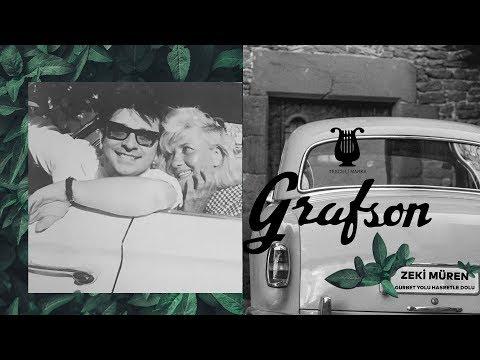 Zeki Müren - Gurbet Yolu Hasretle Dolu (1959)  | #Grafson
