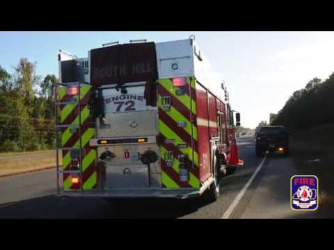South Hill Volunteer Fire Department Year-in-Review 2017