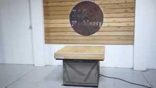 Cemco 4'x4' Downdraft Sanding Table