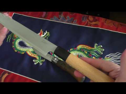 Customized Handle: Tokio Damascus Sashimi Knife [ZenSu Art]