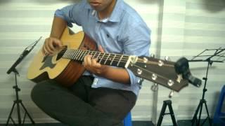 Bốn Chữ Lắm - Học Đàn Guitar Ân Điển