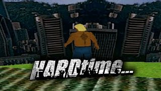 THE BIG CITY - HARDTIME