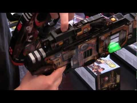 Light Strike - Assault Striker Guns Review - The Toy Spy
