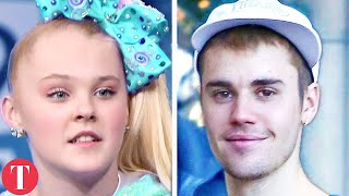 The Real Story Behind Jojo Siwa And Justin Bieber Beef Isn't Over