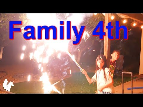 A Pretty Normal American Family 4th of July