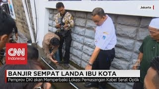 Video Anies Baswedan & Pemprov DKI Tinjau Penyebab Banjir Ibu Kota download MP3, 3GP, MP4, WEBM, AVI, FLV Desember 2017