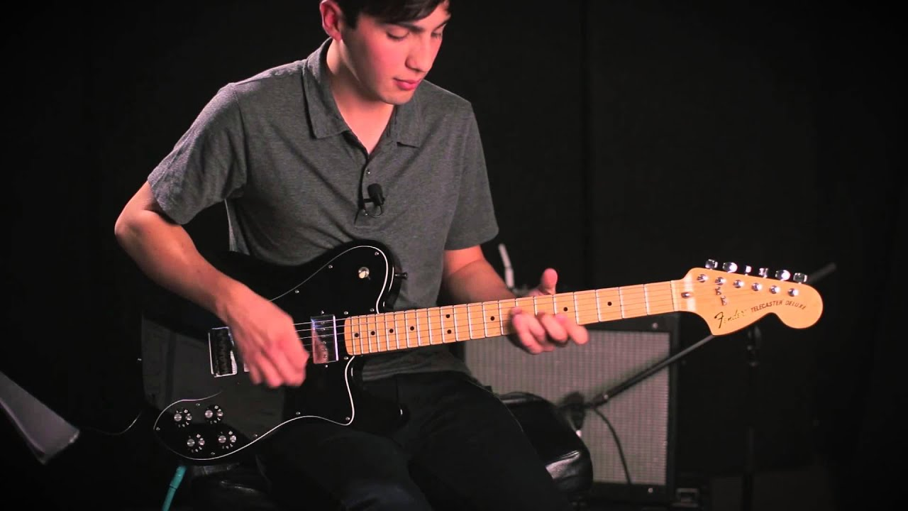 how to play worship electric guitar