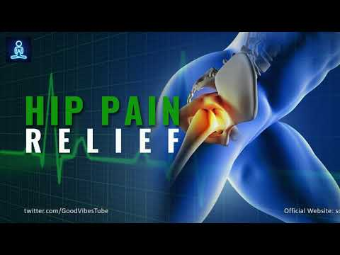 Hip Pain Relief Frequency➤Knee, Joints Pain Relief Rife Frequency➤Binaural Beats