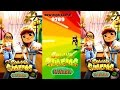 How to play subway surfers run game play online