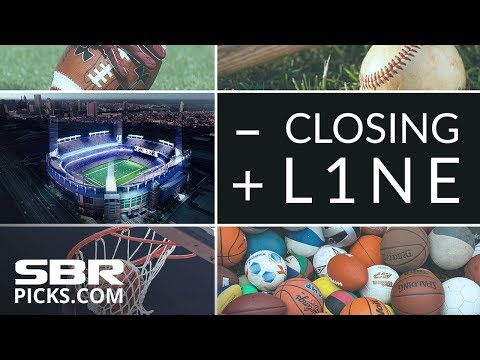 Closing Line Gambling Odds & Sports Betting Predictions For MLB Picks