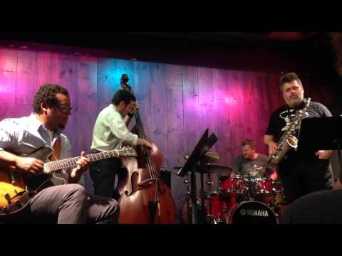 Jeff Parker, Oscar Noriega, Trevor Dunn and Jim Black