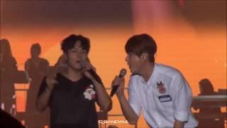 [fancam] 161218 신화(SHINHWA) 콘서트_14.오렌지