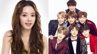 Seo Woo confesses she spent all her time off fangirling over BTS on 'Happy Together'