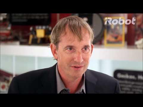 Colin Angle odpowiada na pytania   iRobot