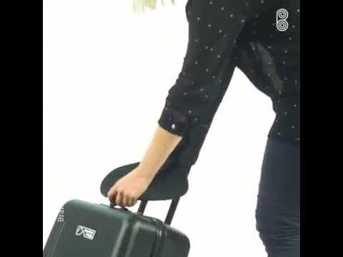 このスーツケースベビーカーはなかなか感心した
