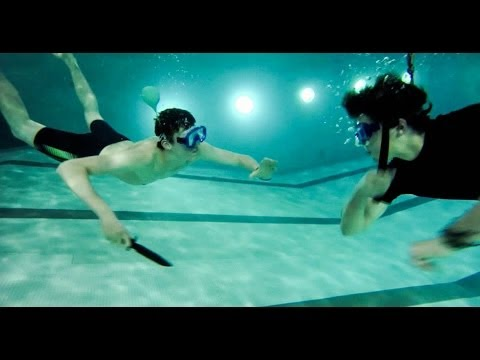 Underwater Knife Fighting Club (2014)