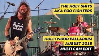Foo Fighters - Live from the Hollywood Palladium parking lot 2018 (Multi-Cam Edit)