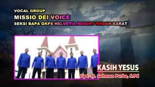 Download Mp3 Kasih Yesus  Lagu Pemberkatan Pernikahan