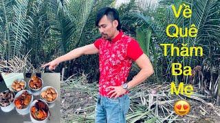 Lâm Minh Thắng | Về Quê Long An Ăn Cua 🦀 Đồng Dân Dã