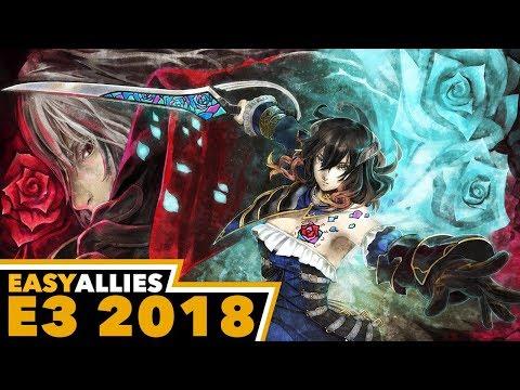Bloodstained: Ritual of the Night - E3 2018 Koji Igarashi Interview