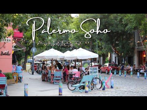 Palermo Soho,  Buenos Aires
