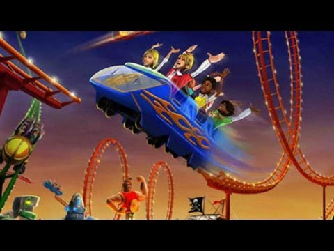 CGRundertow THRILLVILLE: OFF THE RAILS for PS2 / PlayStation 2 Video Game Review