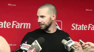 Chris Carpenter on Losing Pujols and the Season Ahead