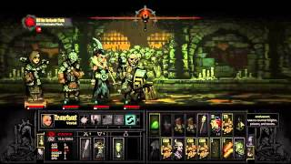 Darkest Dungeon Inchoate Flesh level 1(Warrens Boss)