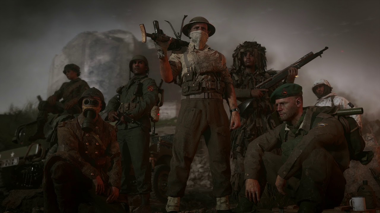 Call of Duty®: WWII – Trailer della beta privata multigiocatore [IT]