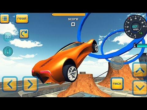 Industrial Area Car Jumping 3D - Android Gameplay HD