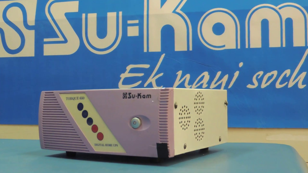 Service Tutorial Of Square Wave Inverter Ups Sukam Torque 650 Modifying Inverters To Sine Equivalents