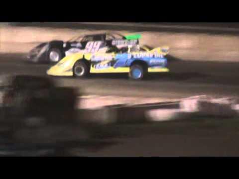 Late Model Feature Shawano Speedway Shawano Wisconsin 4/30/16