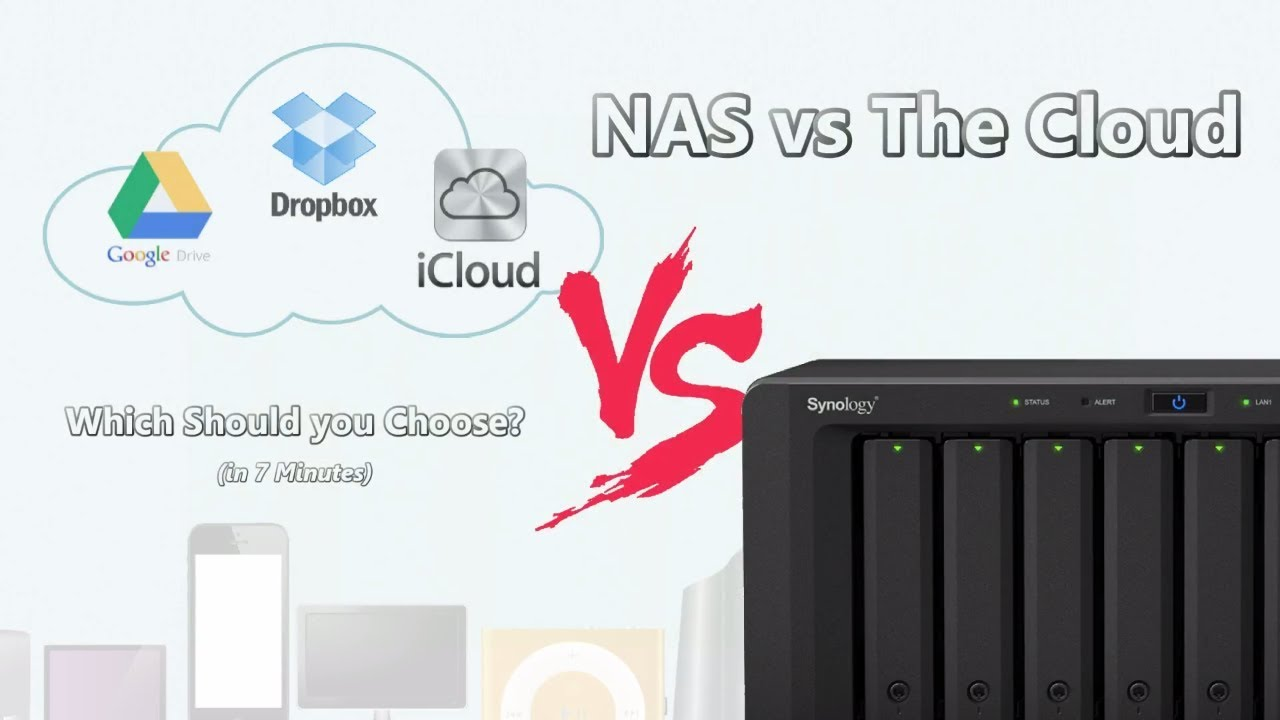 What is NAS? An Idiot's Guide to Network Attached Storage - NAS Compares